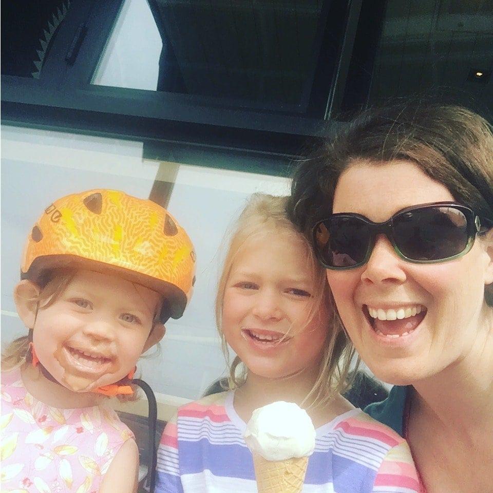 ice cream by bike calgary