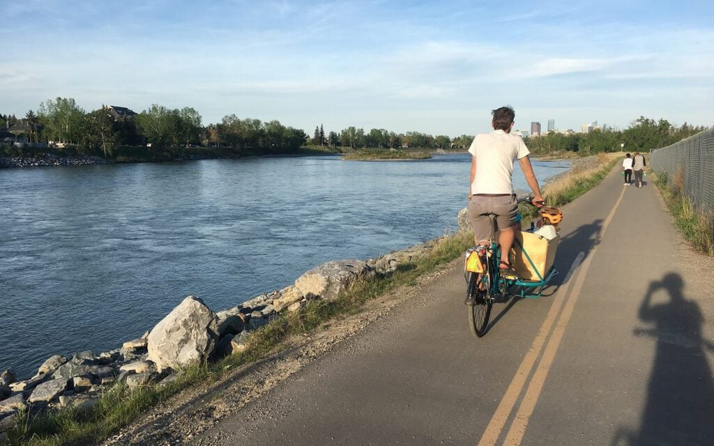 Top 12 Bike Rides in Calgary: With or without kids