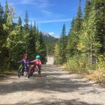 10 Family Friendly Bikepacking Trips in the Canadian Rockies