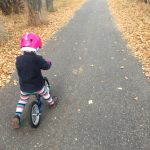 Kids on Bikes: Learning to Ride a Bike