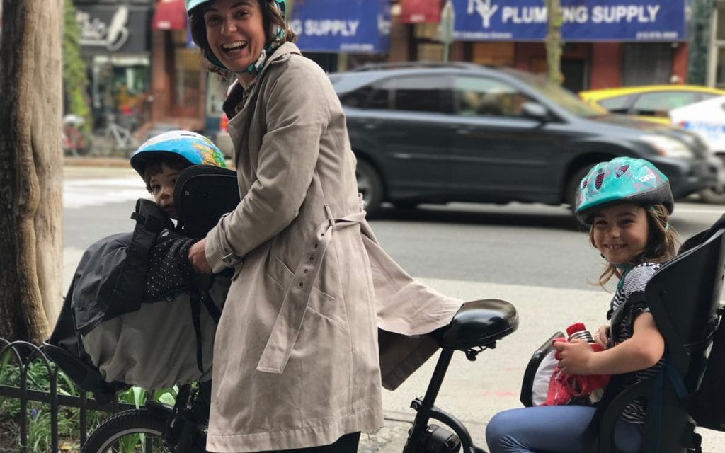 Family Bike: More than a Dozen Ways to Carry Kids by Bike