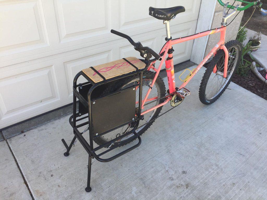 Family Bike More Than A Dozen Ways To Carry Kids By Bike