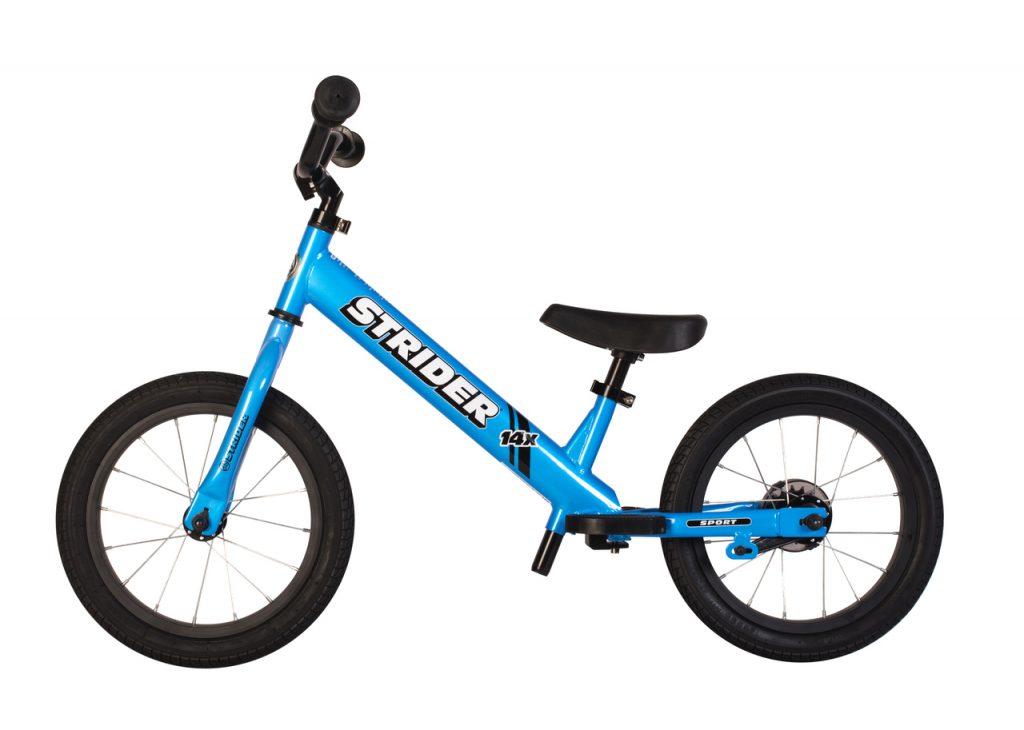 2 in 1 balance bike