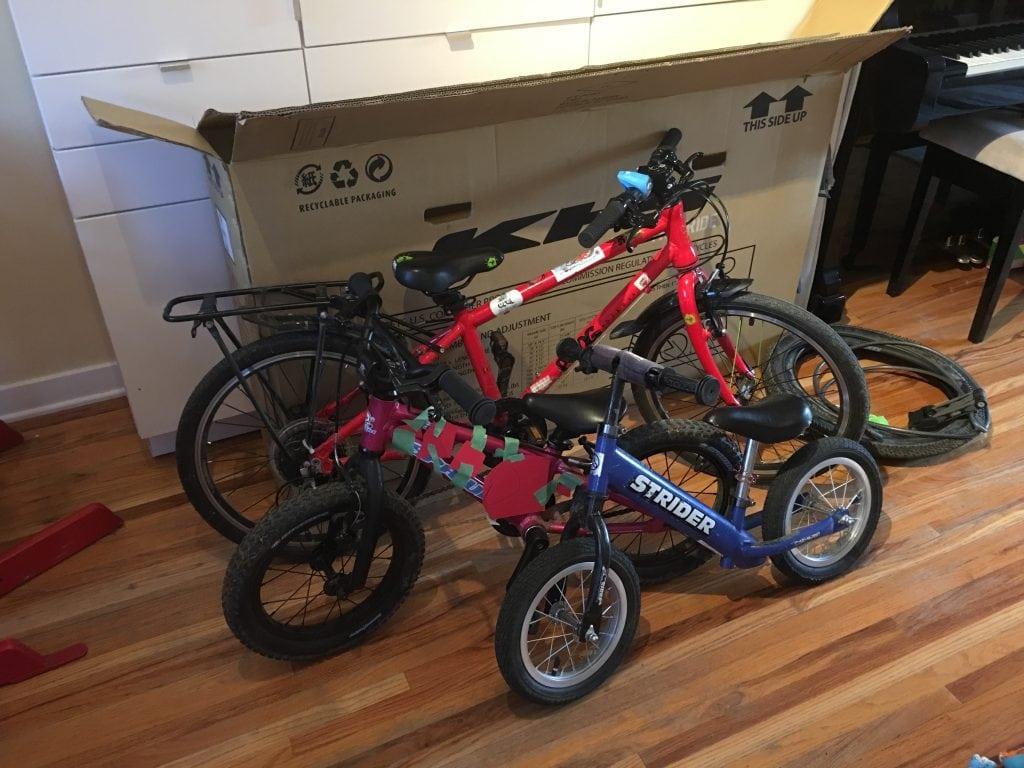 bike box for plane travel