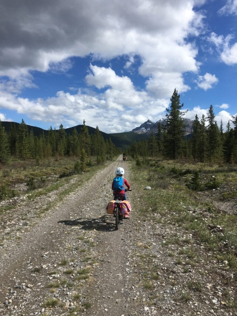 bikepacking kananaskis