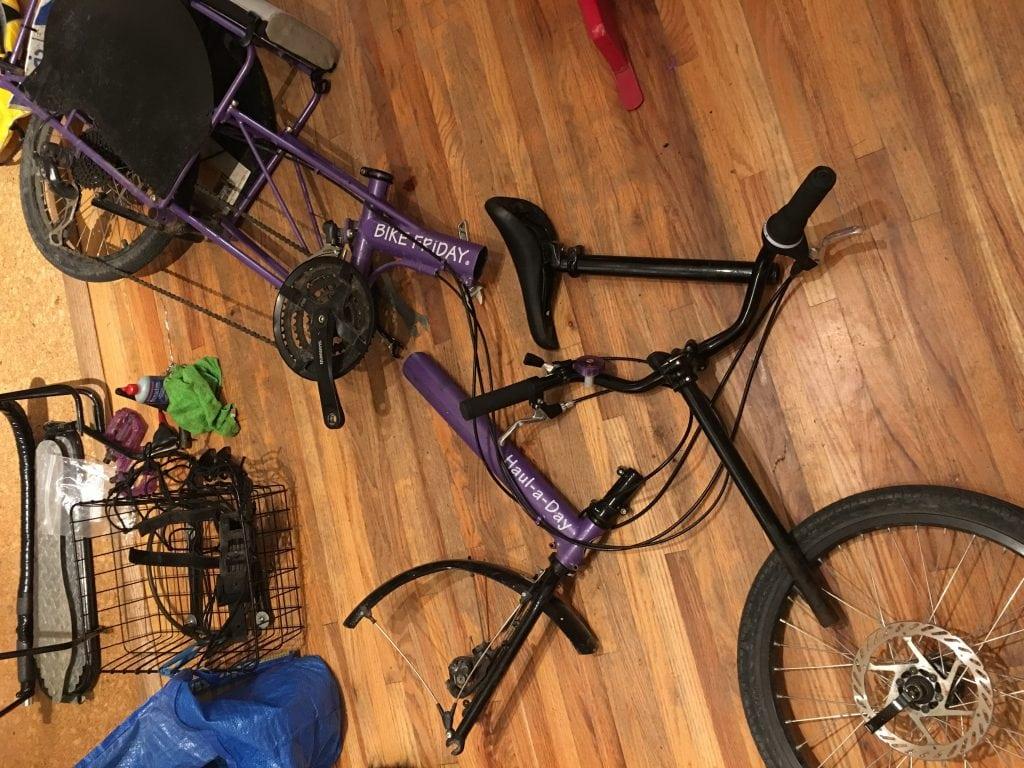 Bike Friday Haul-a-Day
