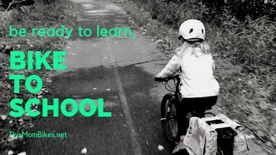 Why and How to Bike to School with Kids