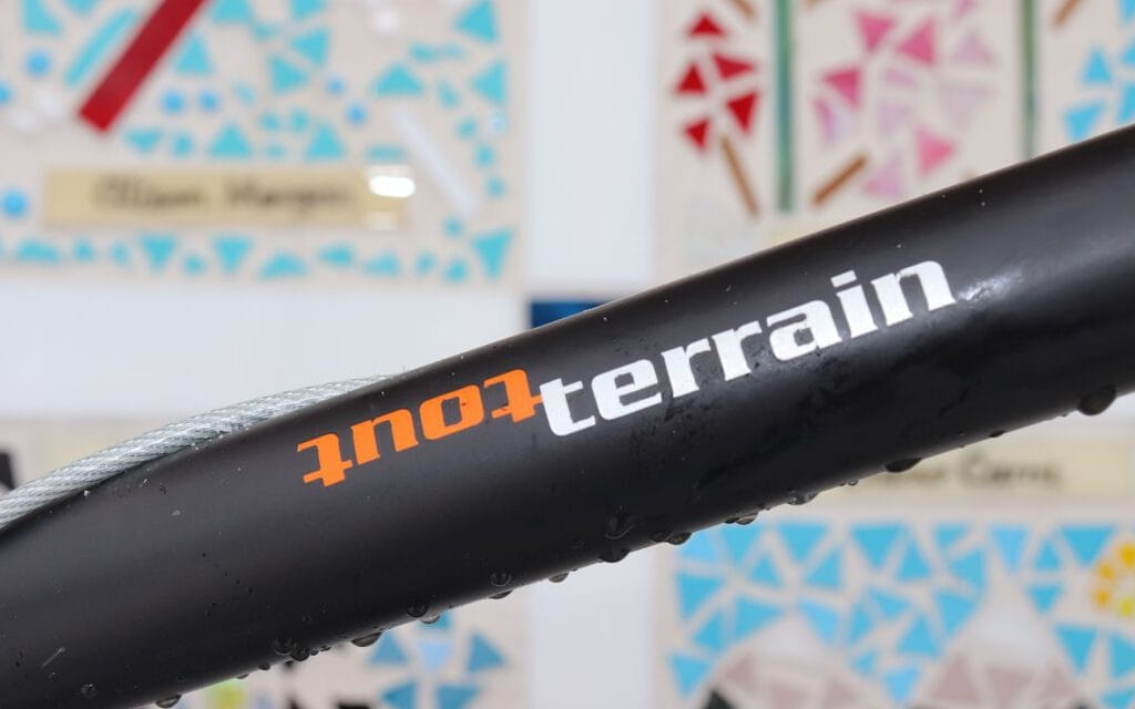 Tout Terrain Singletrailer: Review