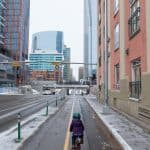 Babies, Bellies, & Beyond: Cycling with precious cargo – a panel from 2019 Winter Cycling Congress