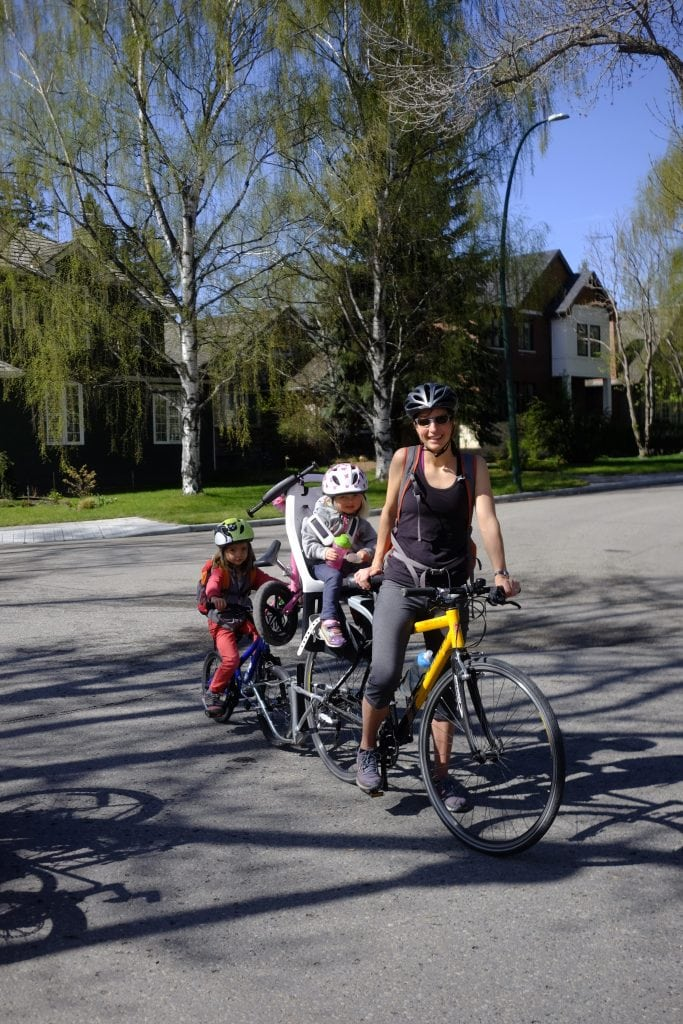 Family Bike: More than a Dozen Ways to Carry Kids by Bike | This Mom