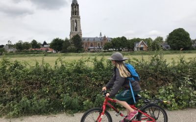 Netherlands Family Bike Tour: A journal – Day 3 of riding