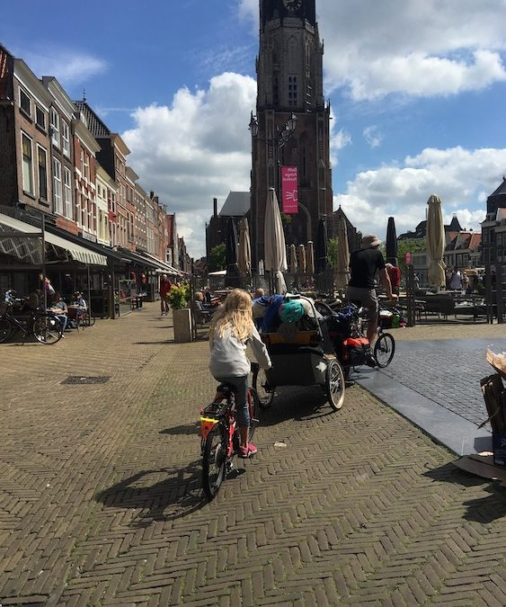 Netherlands Family Bike Tour: Day 8 of riding