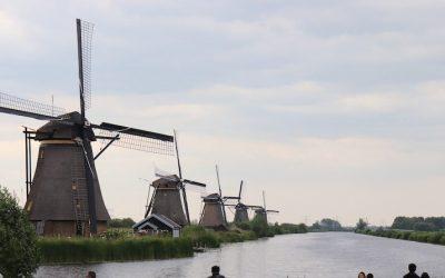 Netherlands Family Bike Tour: A journal – Day 6, multimodal